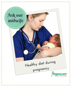 Ask our midwife