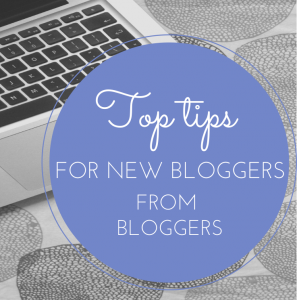 Parent blogging tips