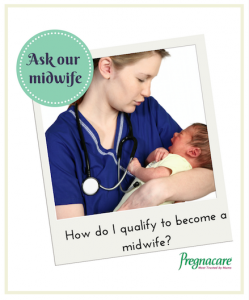 What do I need to do to become a midwife?