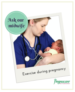 Should I exercise during pregnancy?