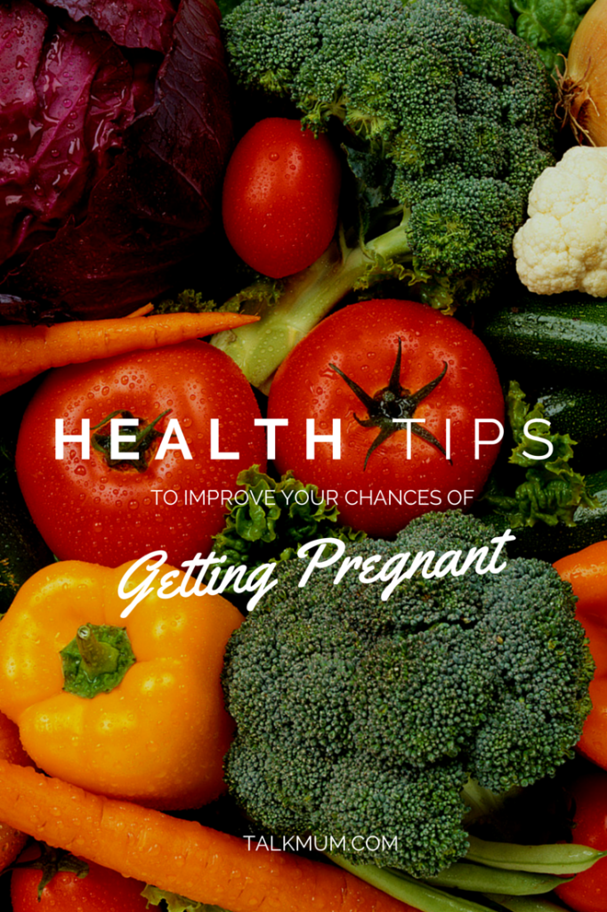 Health tips to help you get pregnant - Vitabiotics Blog ...