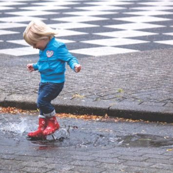 16 rainy day activities for toddlers and small children