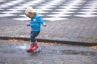 The best rainy day activities for children