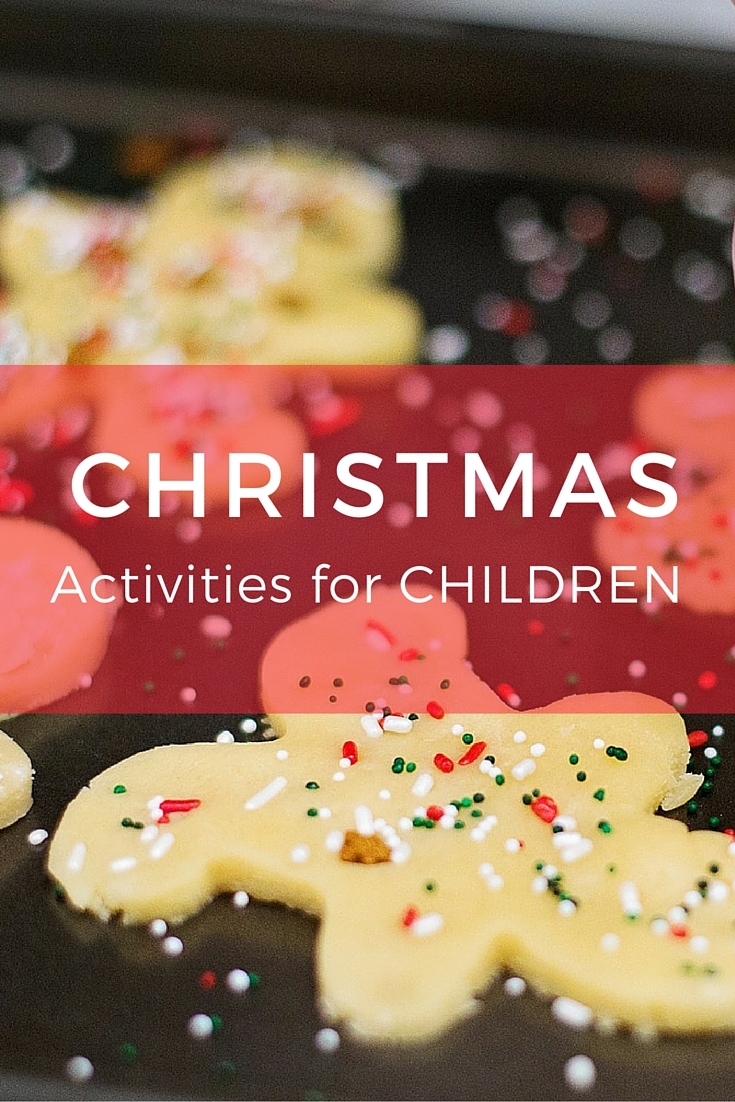 Christmas activity round-up for children - baking, crafts and outdoors. Read more on Talkmum.com