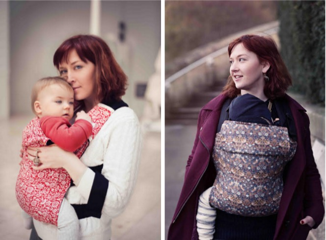 WIN a Connecta baby carrier worth £75