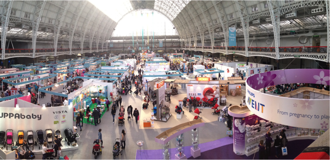 Six reasons to visit The Baby Show ExCel (and WIN tickets)