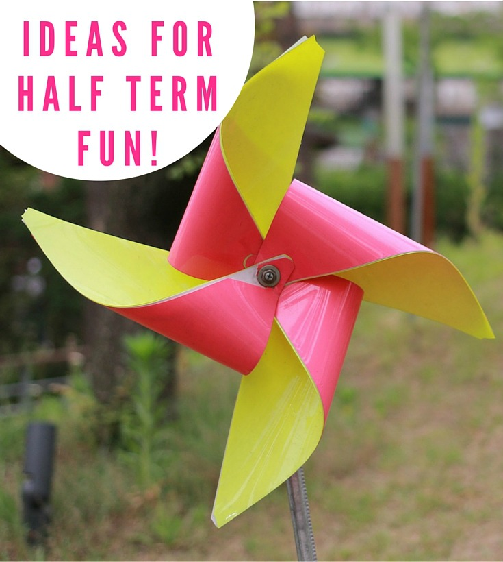 1o tips and ideas for half term school holiday activities and fun with children