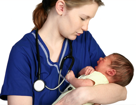 Midwives, we salute you!