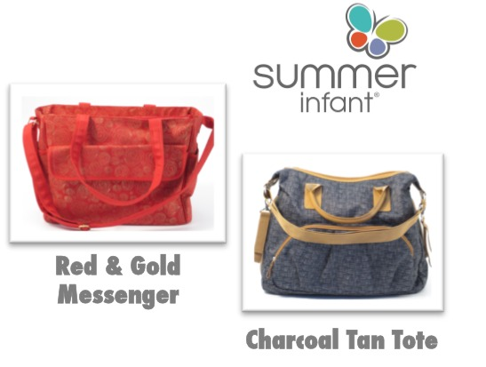 Summer Infant change bags