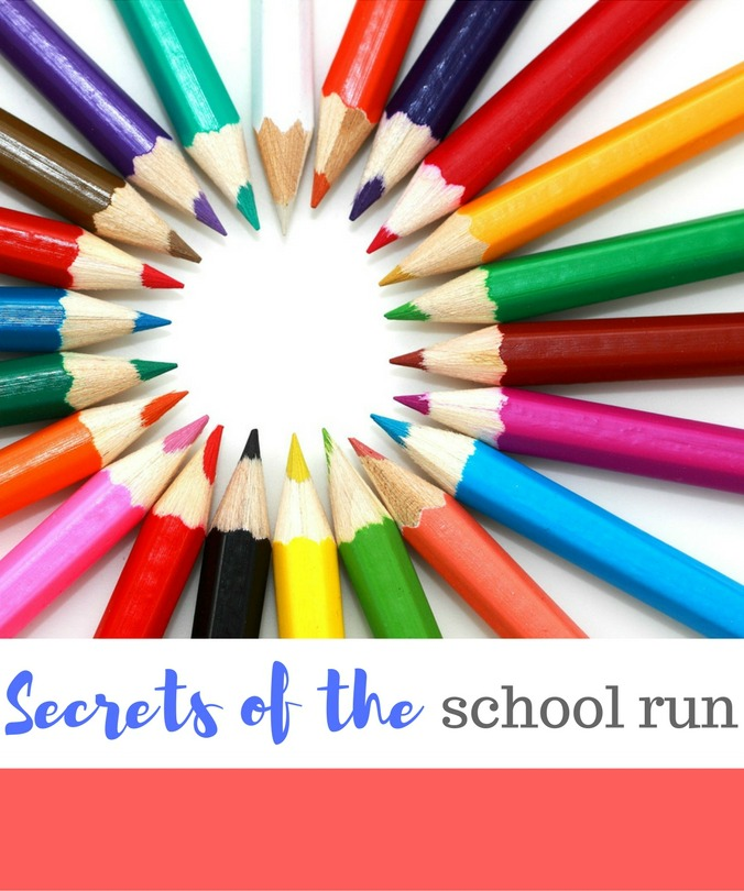 Secrets of starting school and the school run - top tips from mums who've been there. A must-read list if your child is at school
