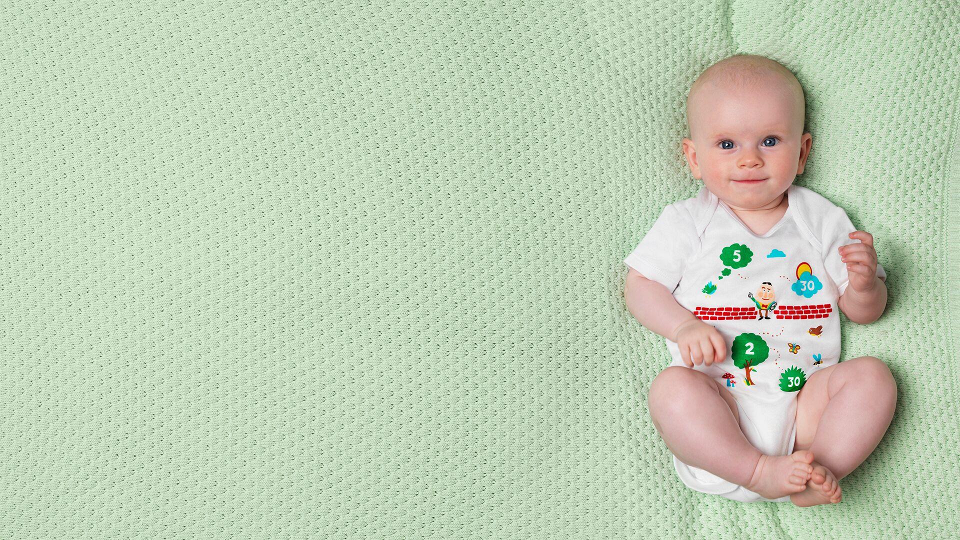 Could a babygrow help save your child's life? New St John Ambulance campaign