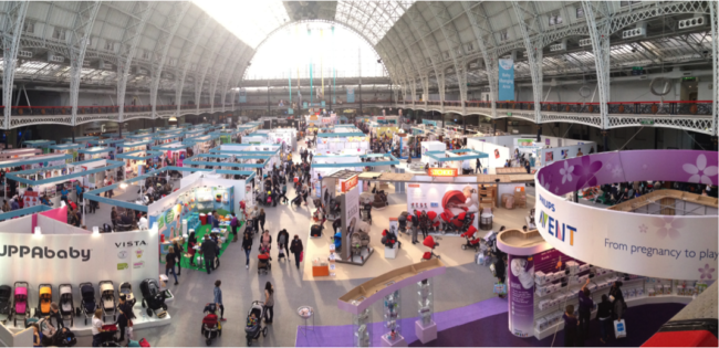 win tickets to the baby show excel and pregnacare liquid
