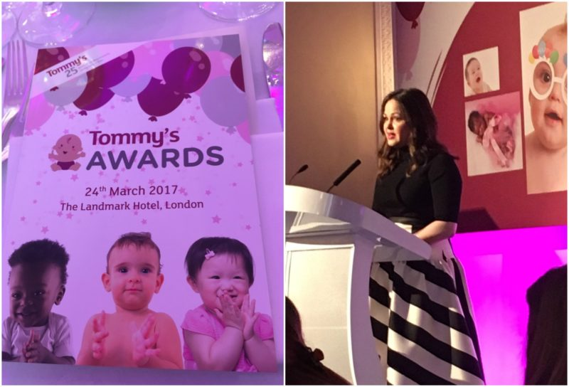Celebrating 22 years of the Tommy's Awards (and a Pregnacare win)