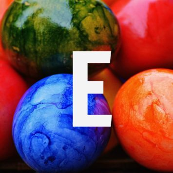 A-Z of pregnancy and nutrition: E is for…
