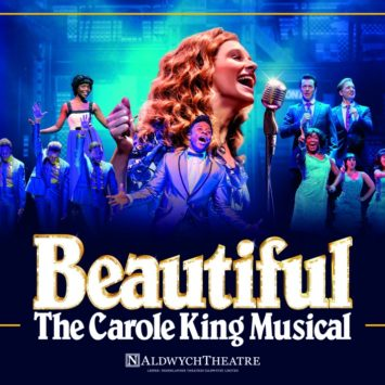 WIN: Tickets to Beautiful – The Carole King Musical with Wellwoman