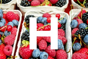 What does H stand for in pregnancy?
