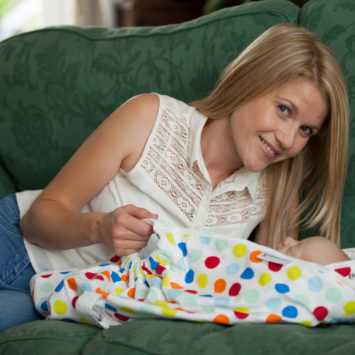 WIN: A Snugglebundl baby wrap in our brand new competition