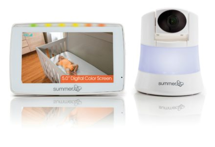 WIN – a brand new Wide View 2.0 Digital Video Monitor from Summer Infant