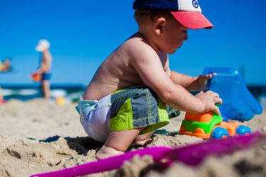 Sun safety tips for your little one's skin