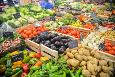 Foods high in iron for vegetarians