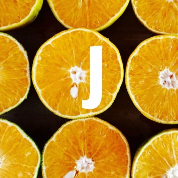 A-Z of pregnancy and nutrition: J is for…