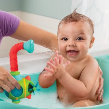 WIN: My Fun Tub – the new grow-with-me bathtub from Summer Infant