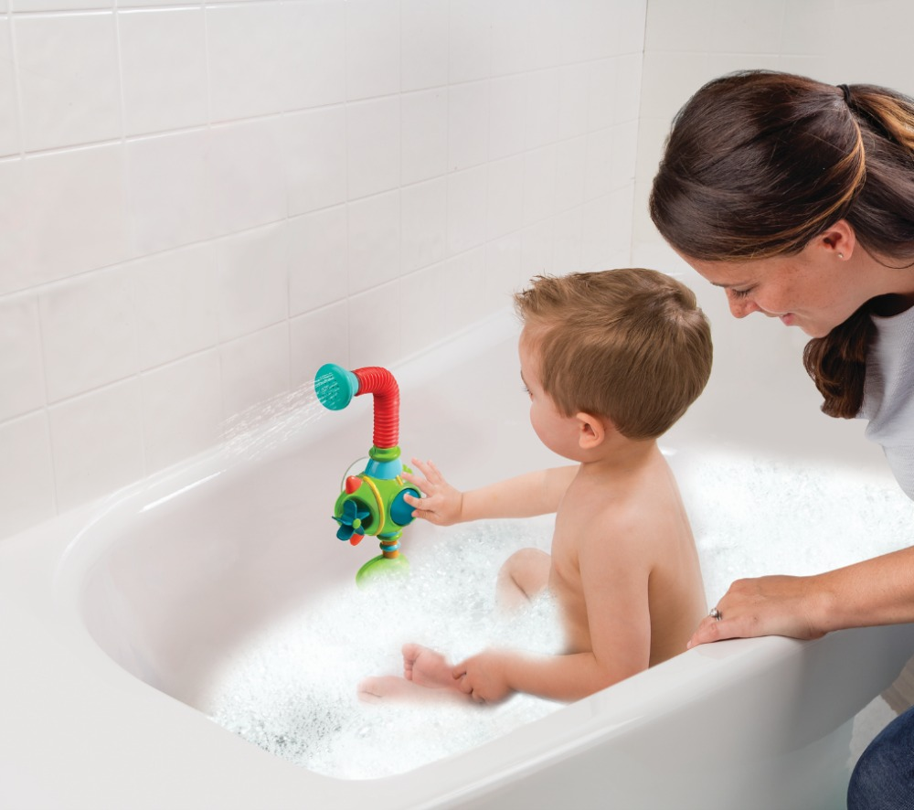 win my fun tub the new grow with me bathtub from summer infant vitabiotics blog science. Black Bedroom Furniture Sets. Home Design Ideas