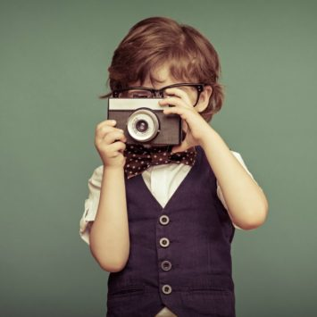 Back to school month! Tips for a perfect first day of school photo