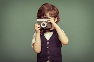 Top tips for taking a perfect first day of school photo