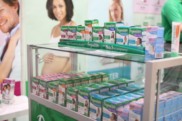 Pregnacare at The Baby Show, Olympia London