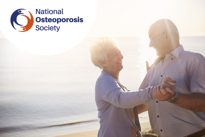 Who are the National Osteoporosis Society?