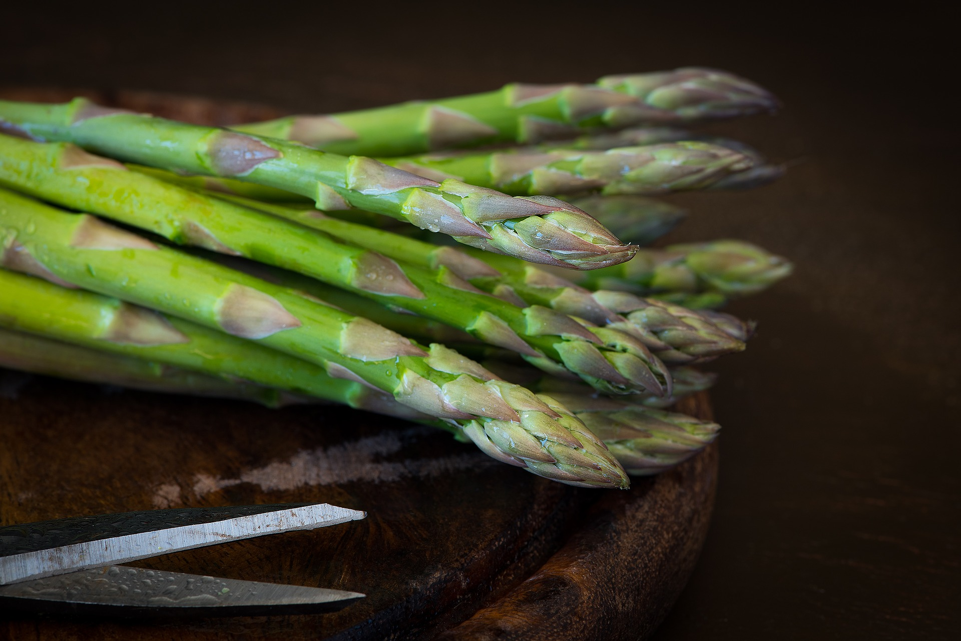Asparagus - fertility-boosting food