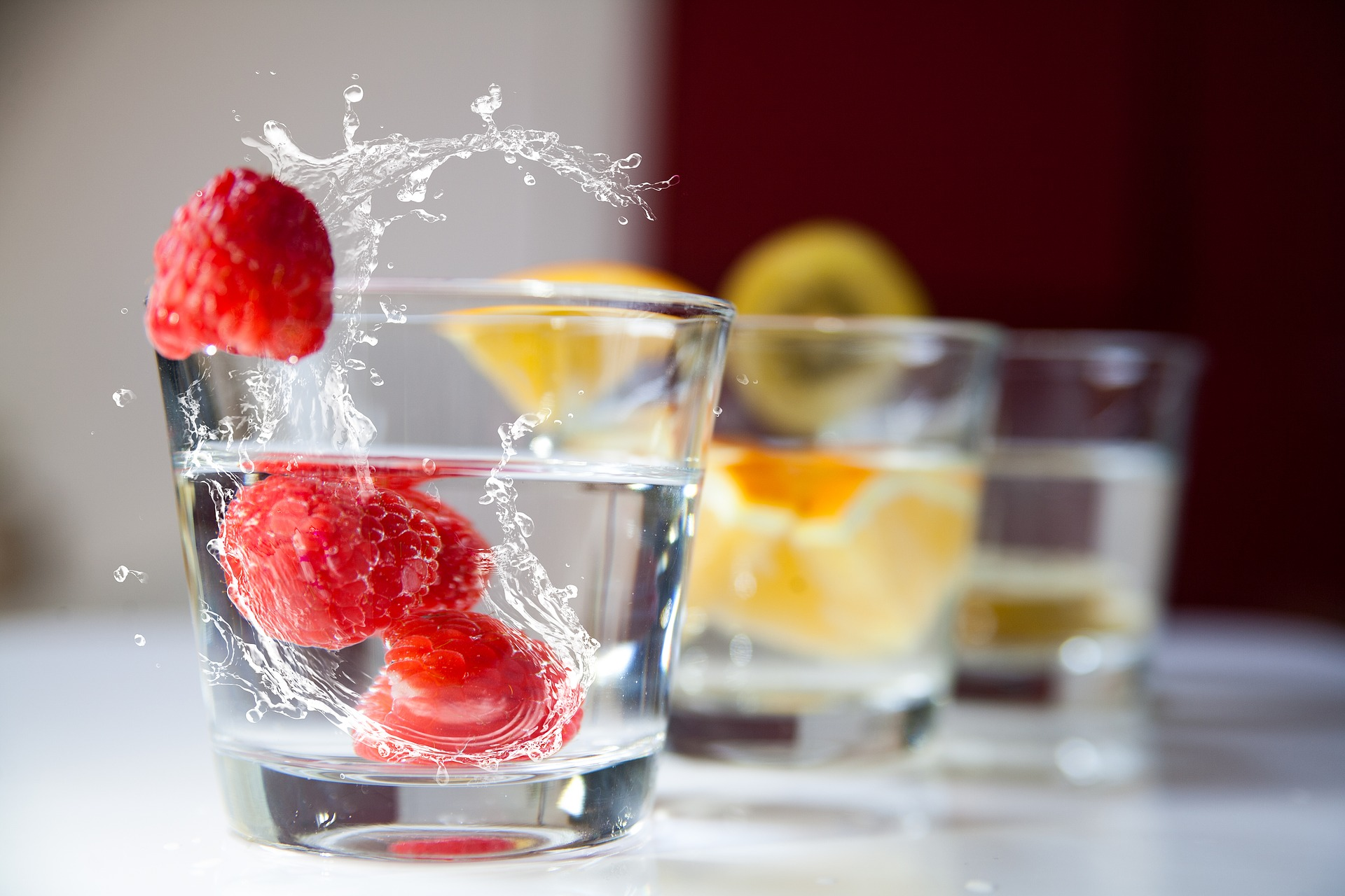 Drink water to help you get pregnant - fertility-boosting foods