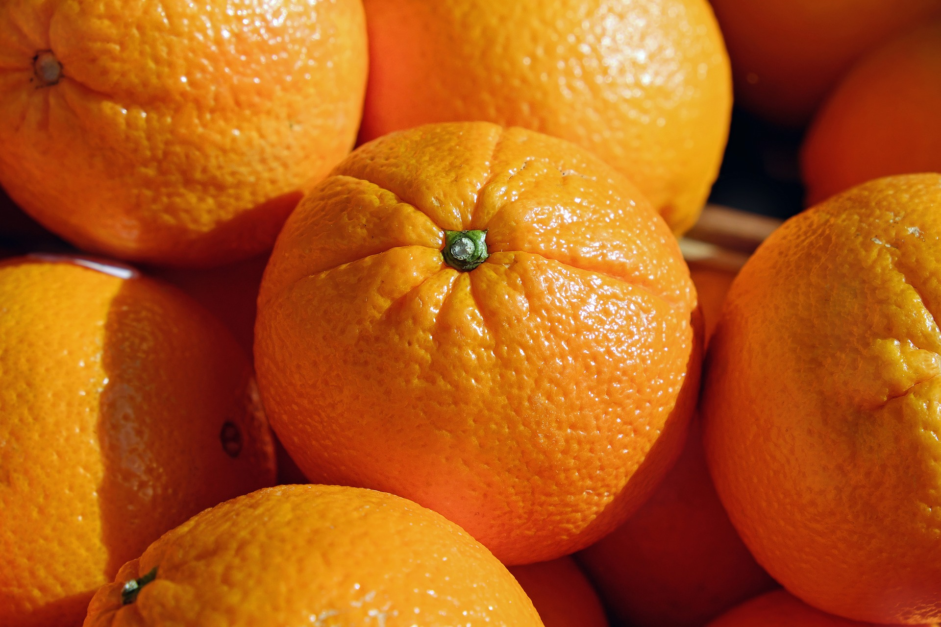 Eat citrus fruit to help you fall pregnant