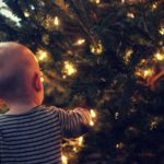 The signs it's your Baby's first christmas