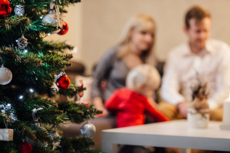 Ten tips for a stress-free Christmas when you have children