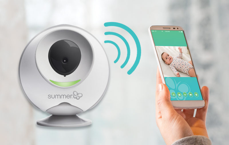 WIN: New Liv Cam digital video baby monitor from Summer Infant