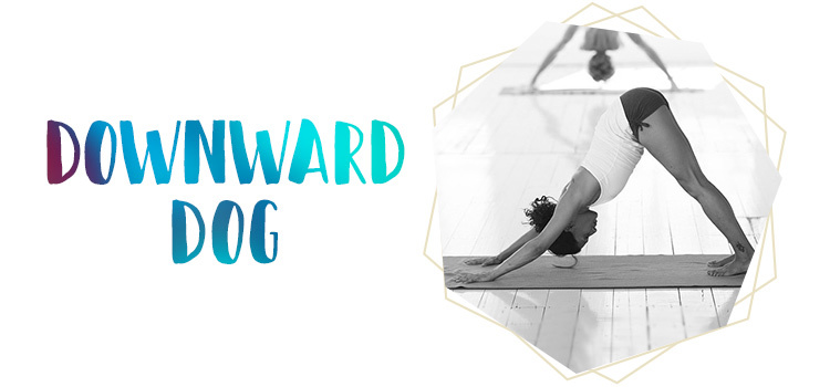 Yoga Pose: Downward Dog