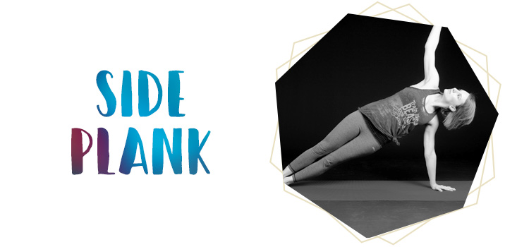 Yoga Pose: Side Plank