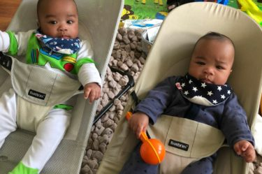 Twin baby essential products