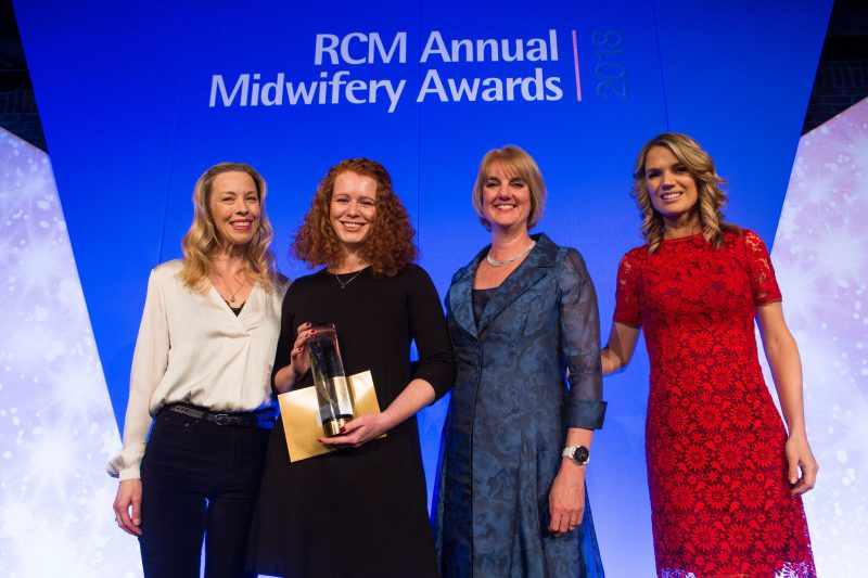 We speak to RCM Student Midwife of the Year winner, Gemma Ford