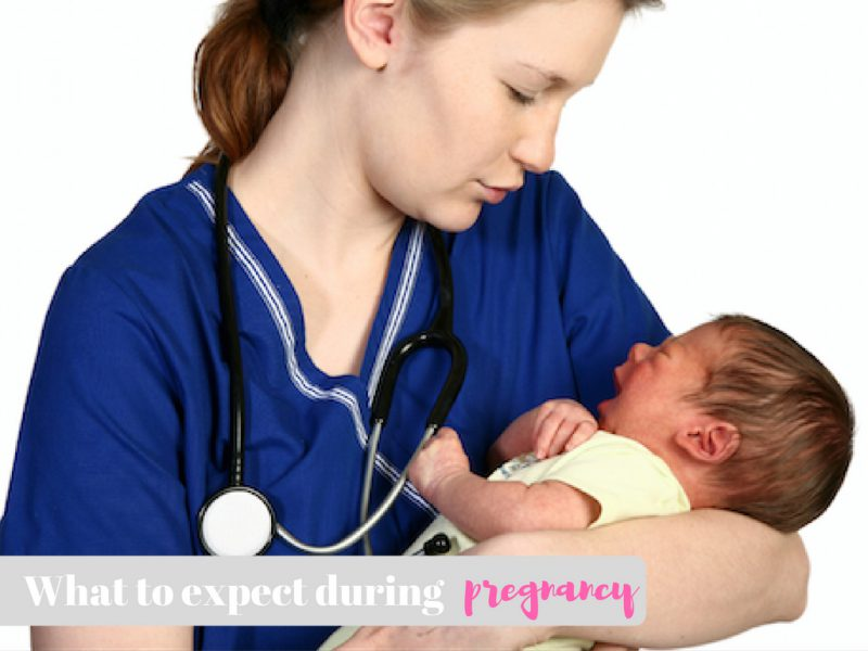 We ask our midwife about what to expect during pregnancy
