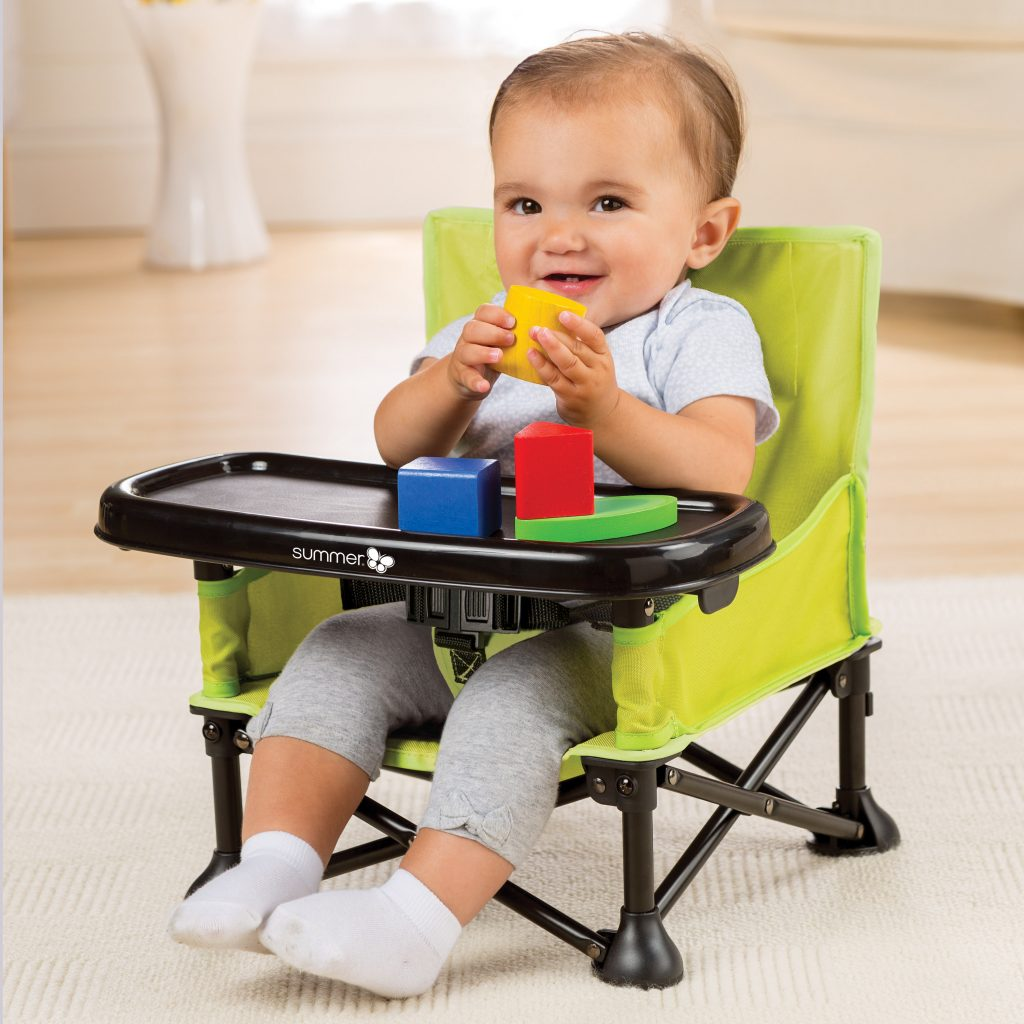 Win a Summer Infant Pop N Sit chair