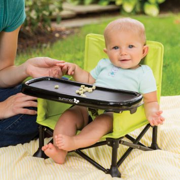 WIN a Pop N' Sit® Booster from Summer Infant
