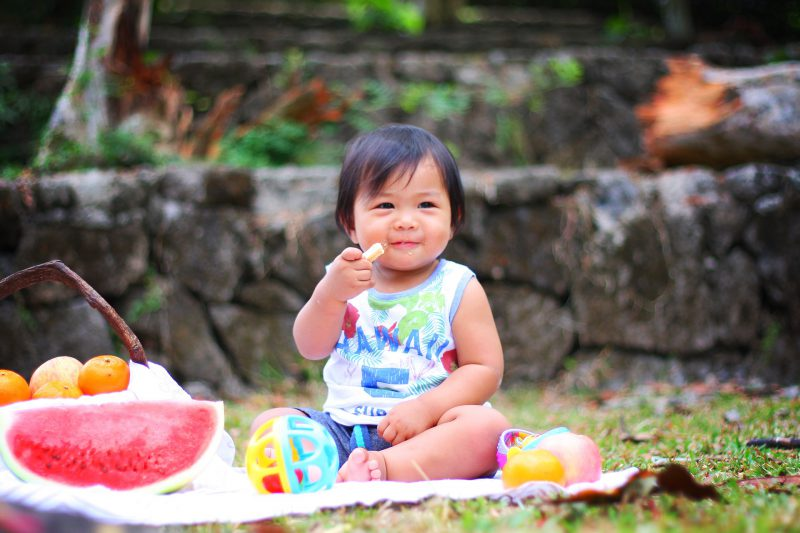 Five tips for a stress-free toddler picnic