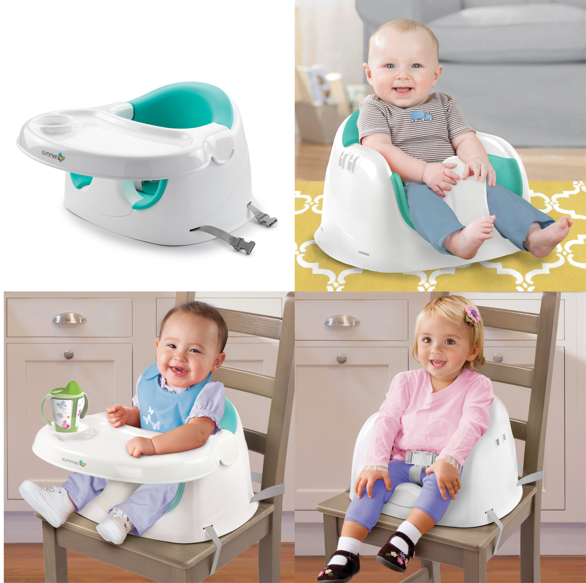 3 in 1 Support Me Seat from Summer Infant