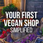 planning vegan shopping list