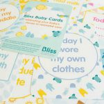 Bliss premature baby cards