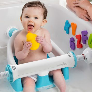 WIN: a brand new My Bath Seat from Summer Infant!