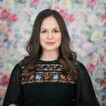 Giovanna Fletcher headshot - Happy Mum, Happy Baby book club review